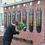 オランダの海軍墓地